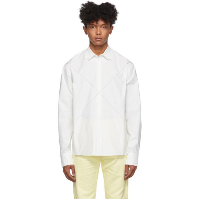 White X Shirt by Keenkee