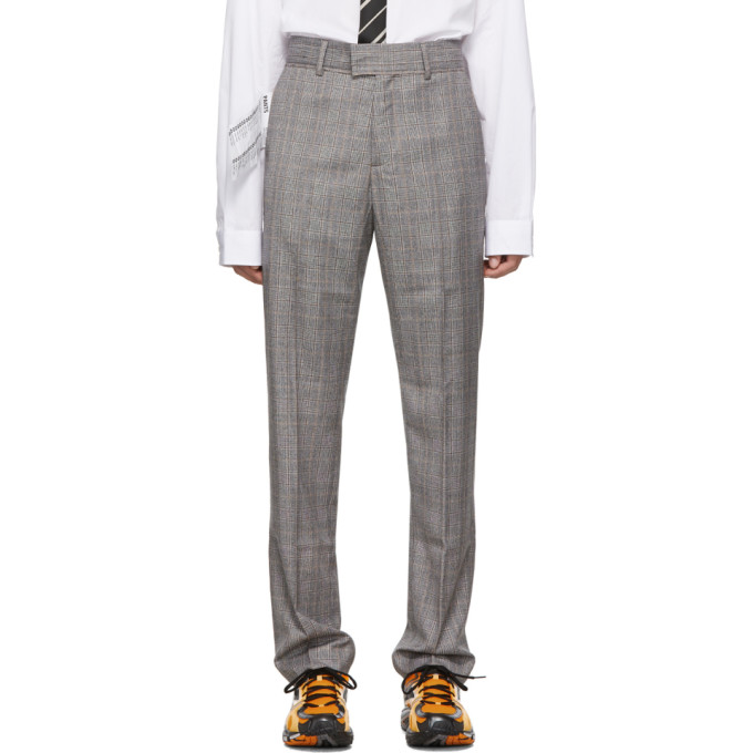 Beige New Classic Trousers by Vetements