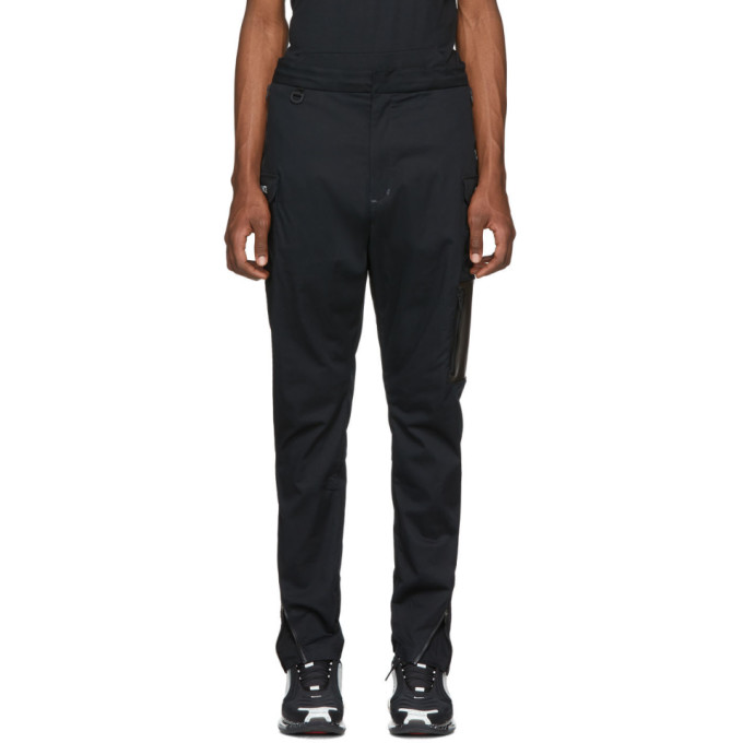 Black Undercover Edition Nrg Cargo Pants by Nike