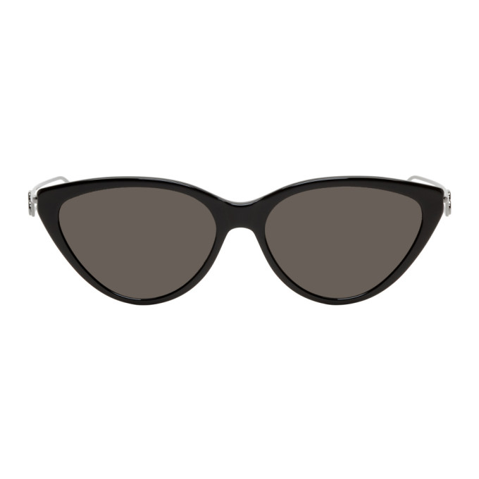 black-bb0052s-sunglasses by balenciaga