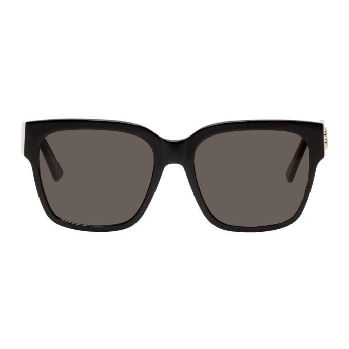 black-bb0056s-sunglasses by balenciaga
