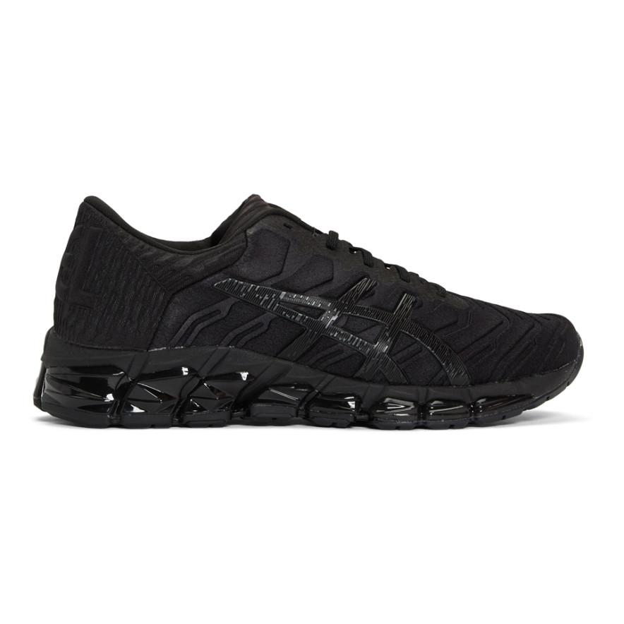Black Gel Quantum 360 5 Sneakers by Asics