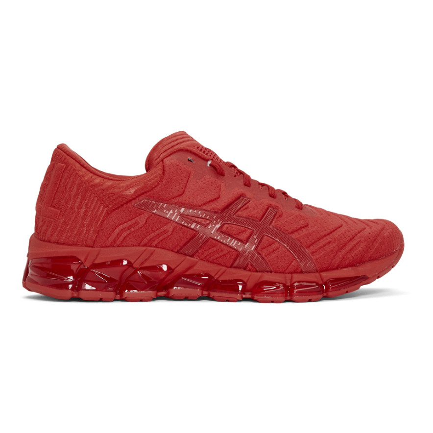Red Gel Quantum 360 5 Sneakers by Asics
