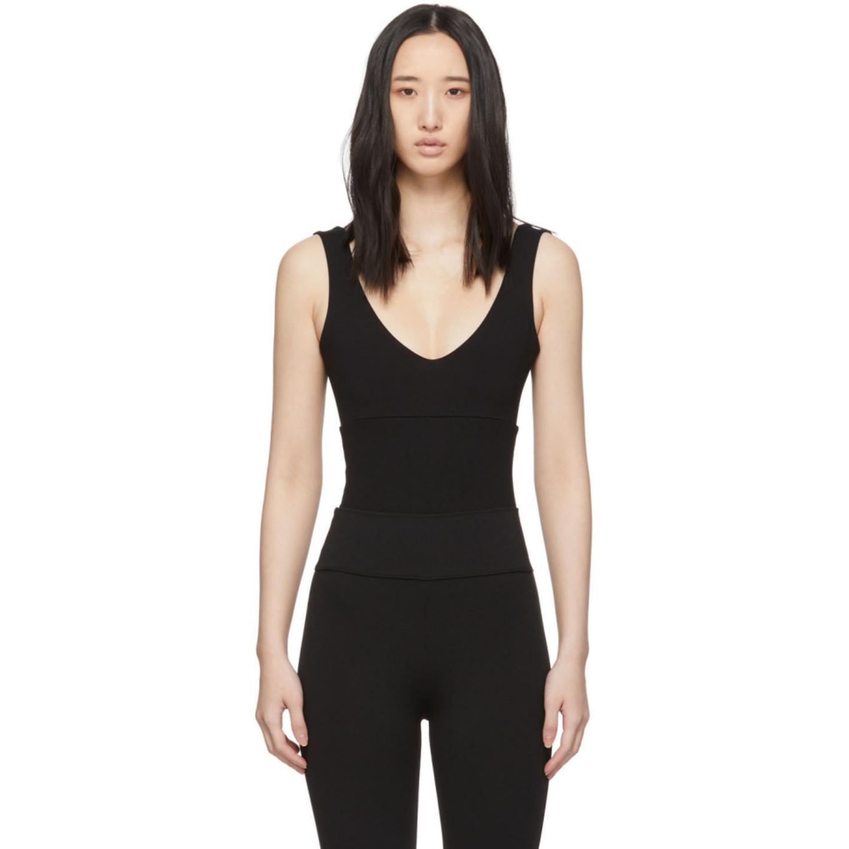 Black Aura Bodysuit by Live The Process