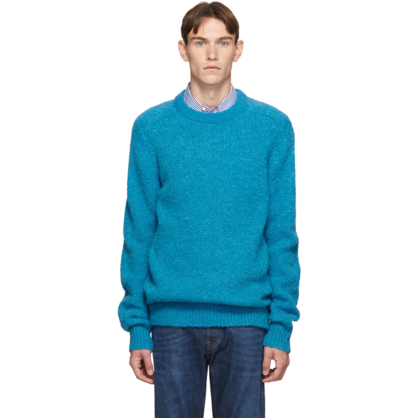 Blue Compose Sweater by Hope