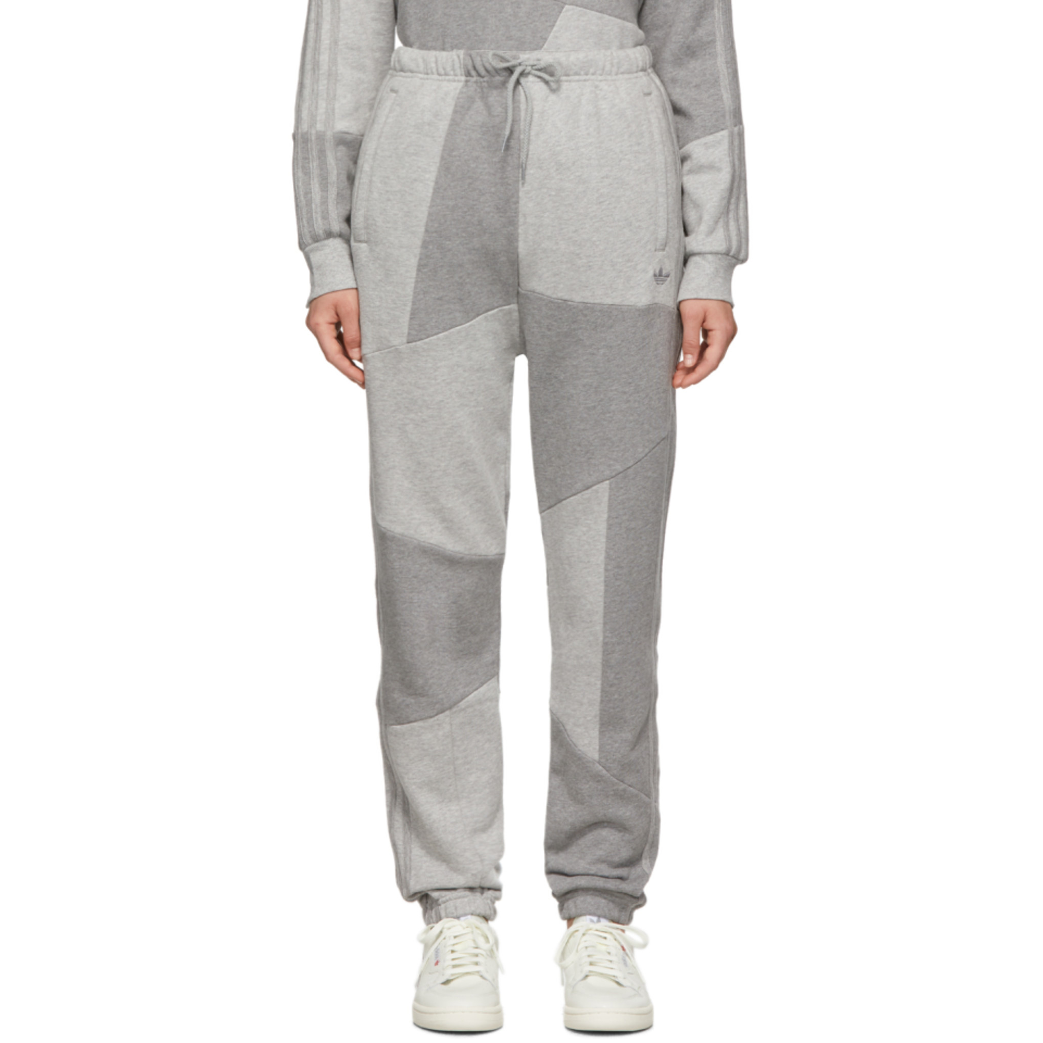 Grey Dc Lounge Pants by Adidas Originals By DaniËlle Cathari