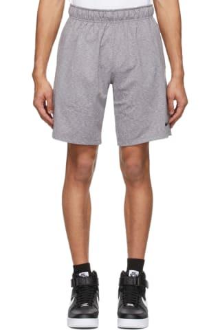 Nike Grey Training Shorts