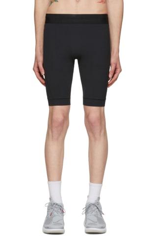 Nike Black Yoga Dri-FIT Shorts