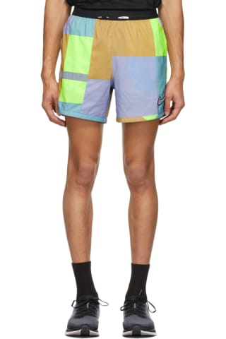 Nike Multicolor Recycled Flex Stride Wild Run Shorts