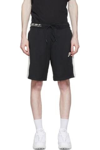 Nike Black NSW Sportswear Shorts