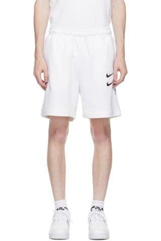 Nike White NSW Sportswear Shorts
