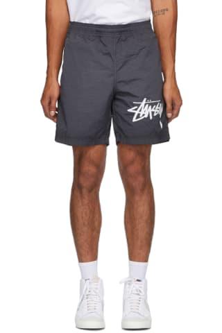 Nike Black Stuessy Edition NRG Water Shorts