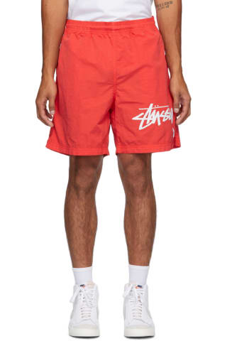 Nike Red Stuessy Edition NRG Water Shorts