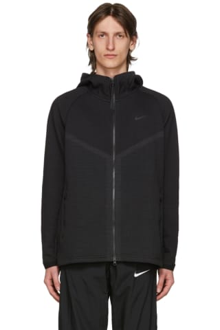 Nike Black Tech Pack Windrunner Jacket
