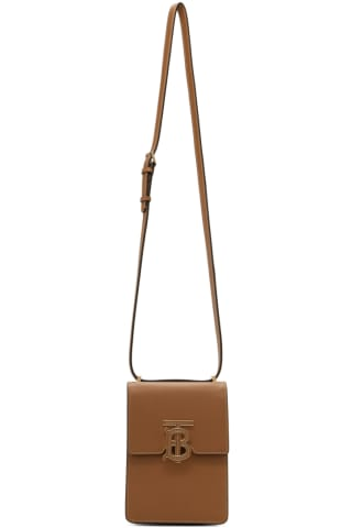 Burberry Tan Robin Shoulder Bag