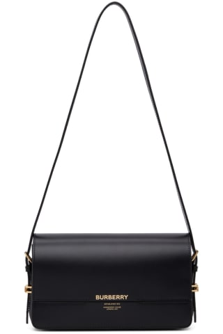 Burberry Black Small Grace Bag