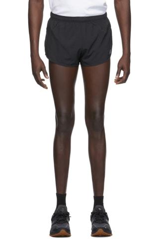 New Balance Black Impact Run Shorts