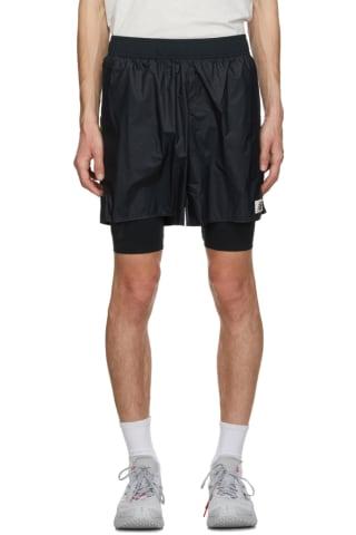 New Balance Black All Terrain Shorts