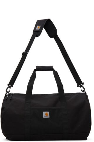 칼하트WIP 더플백 Carhartt WIP Black Wright Duffle Bag