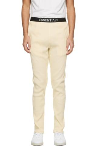 피어오브갓 에센셜 더말 라운지 팬츠 - 오프 화이트 Essentials 오프화이트 Off-White Thermal Lounge Pants