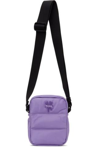 Purple Heaven by Marc Jacobs Nylon Crossbody Bag