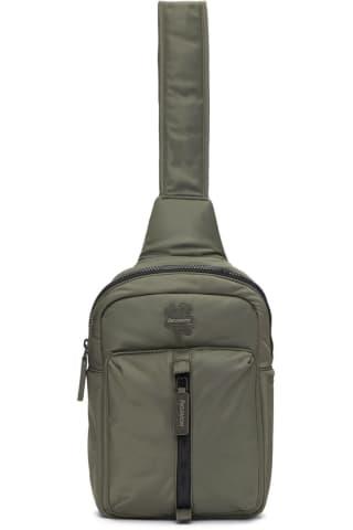 Khaki Heaven by Marc Jacobs Nylon Sling Backpack