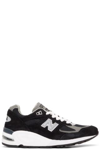 뉴발란스 New Balance Black Made In US 990v2 Sneakers