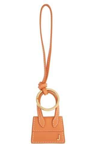 자크뮈스 Jacquemus Orange Le Porte Cles Chiquito Keychain