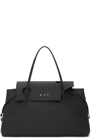 오프화이트 더플백 Off-White Black Burrow-38 Duffle Bag,Black/No color