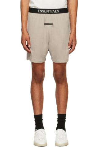 피어오브갓 에센셜 21FW 반바지 Essentials Tan Lounge Shorts