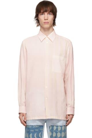 Paula's Ibiza コレクション ピンク シャツ