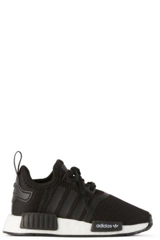 아디다스 아기 운동화 Adidas Kids Baby Black NMD_R1 Infant Sneakers,Core black/Core black/Cloud white