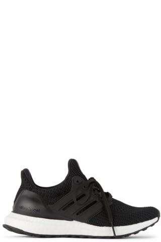 아디다스 키즈 운동화 Adidas Kids Kids Black & White Ultraboost 4.0 DNA Sneakers,Black/White