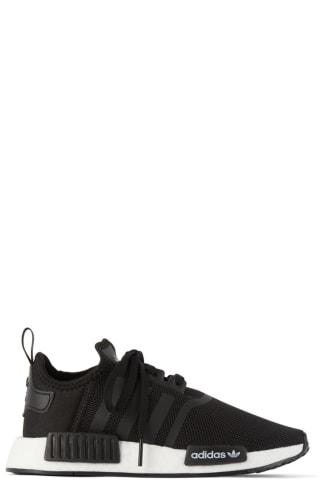 아디다스 키즈 운동화 Adidas Kids Kids Black NMD_R1 Little Kids Sneakers,Core black/Core black/Cloud white