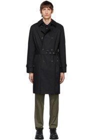 Black Monkton Coat