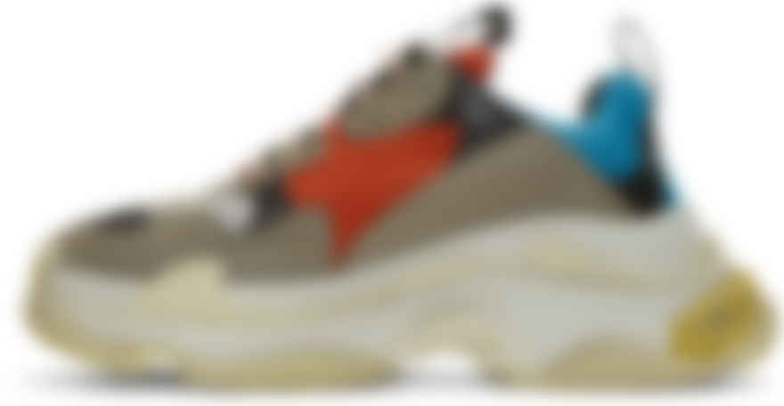 Multicolor Triple S Sneakers by