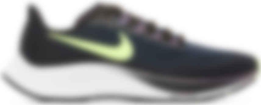 Nike: グリーン \u0026 ブルー Air Zoom Pegasus
