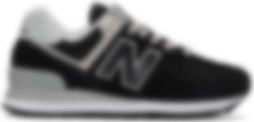 basket new balance noir et blanche