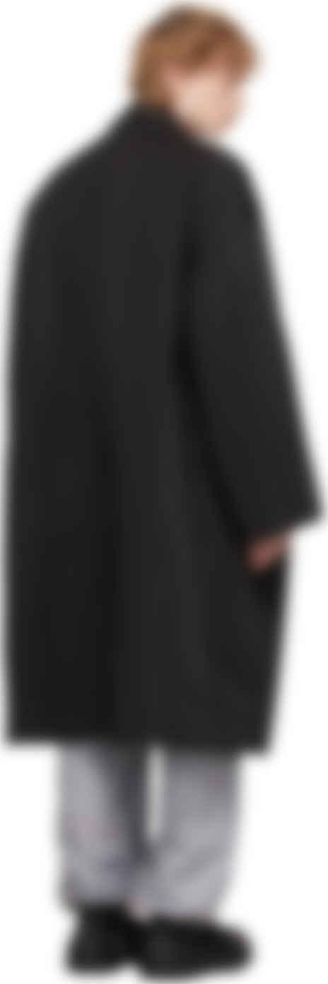 Undercover - Black A Line Coat