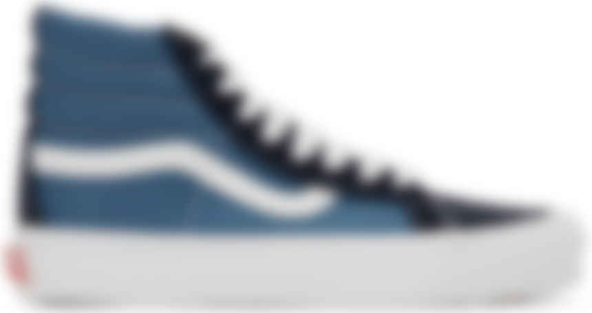 vans Skate bleu