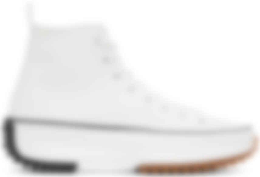 Converse - White Run Star Hike Sneakers