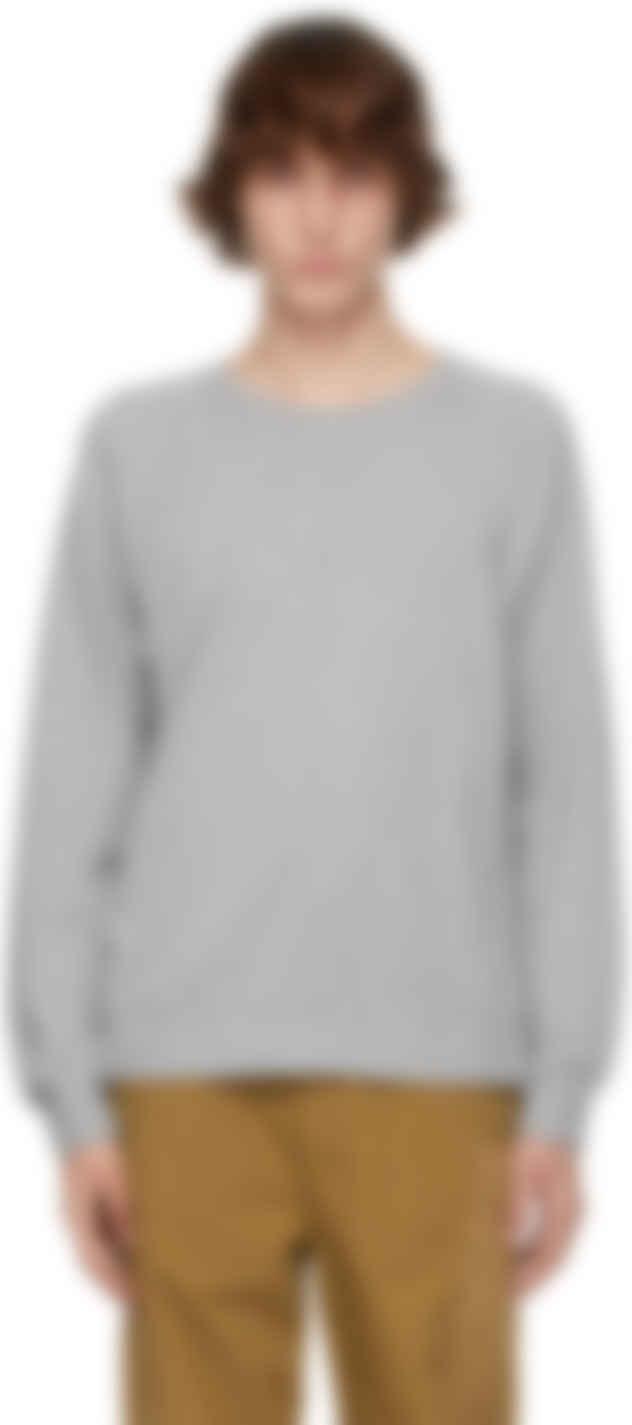 Visvim - Grey JV Sweatshirt