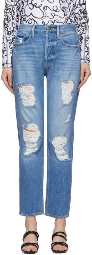Frame Blue Heritage Original Jeans