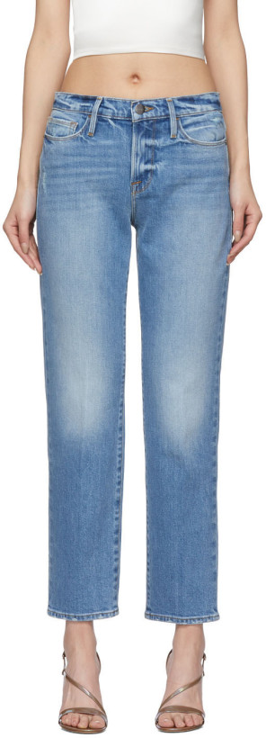 Frame Blue 'Le Nouveau' Jeans
